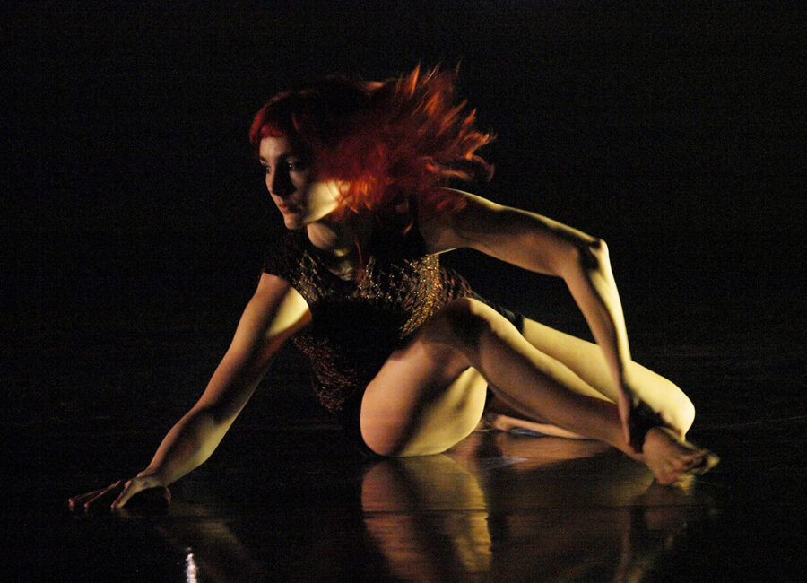 Stephanie Hodgson. dancer. Henri Oguike Dance Company. Butterfly Dreaming