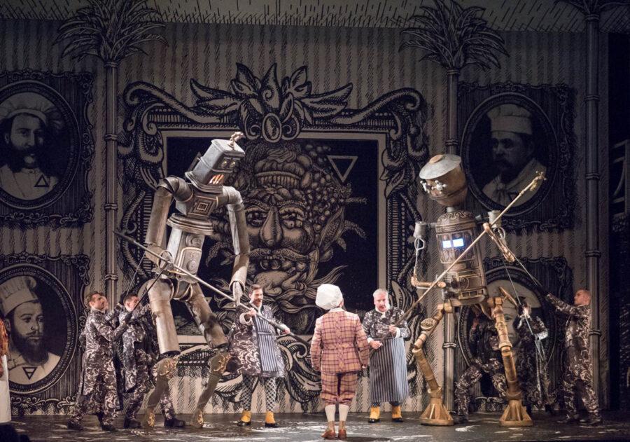 Die Zauberflote Glyndebourne Opera 2019