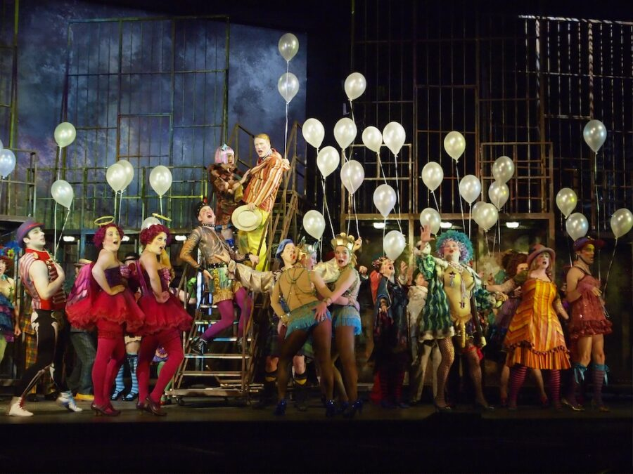 The Pilgrim's Progress by VAUGHAN WILLIAMS English National Opera.