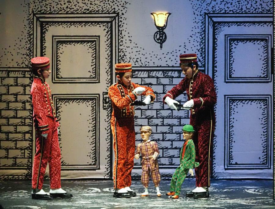 DIE ZAUBERFLOTE Glyndebourne Opera
