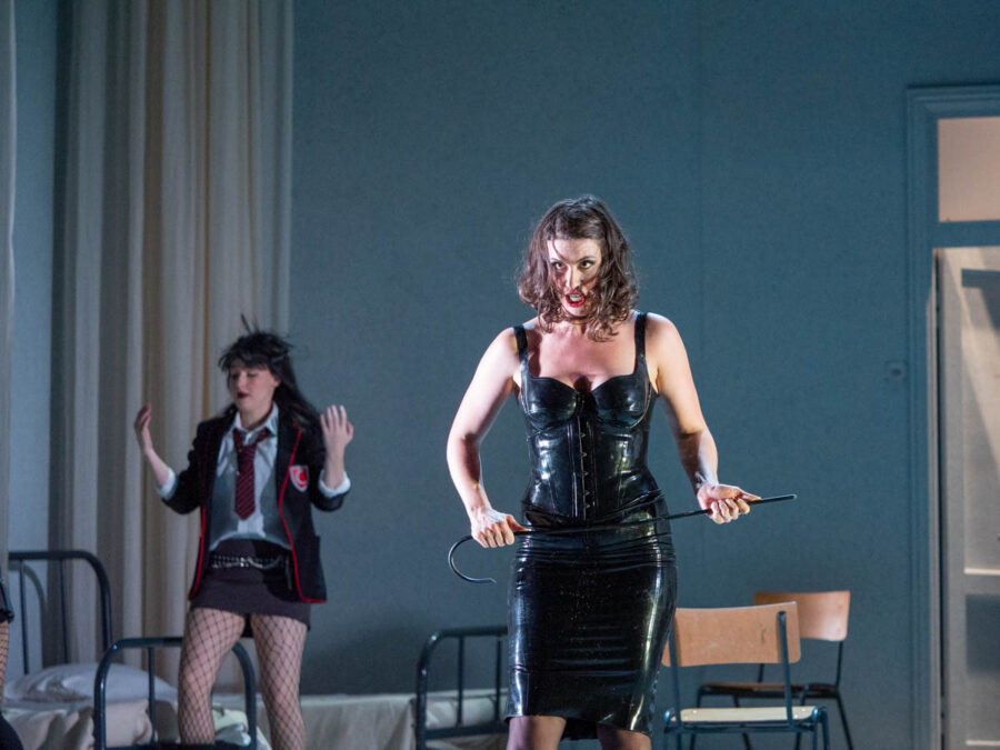 JACQUELYN STUCKER, soprano as Armida in RINALDO. Glyndebourne Opera