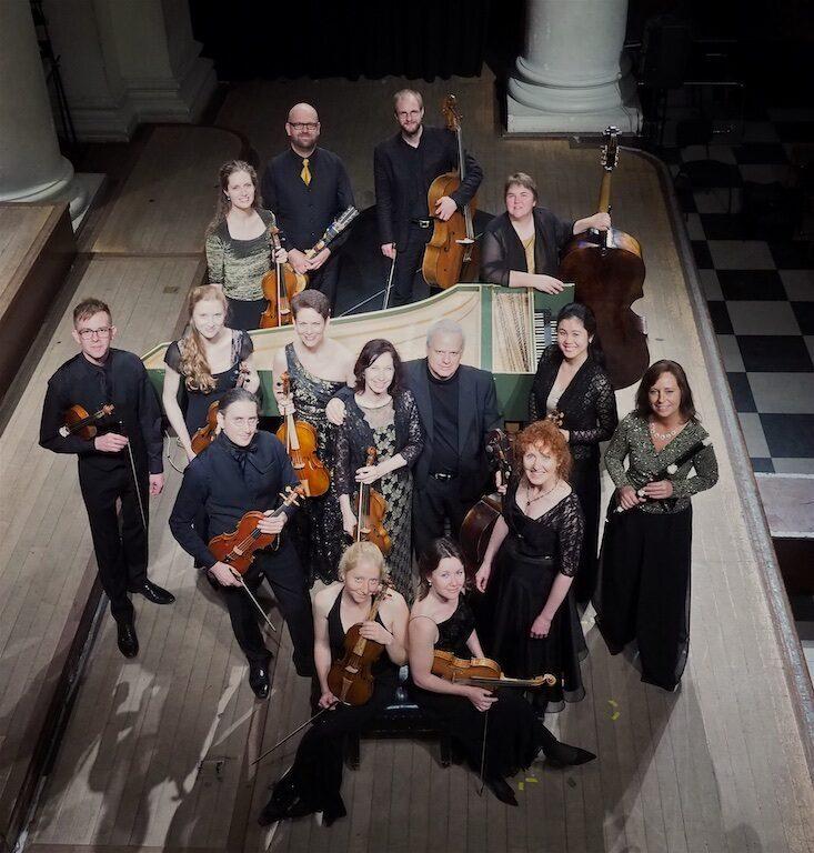 Apollo's Fire. The Cleveland Baroque Orchestra