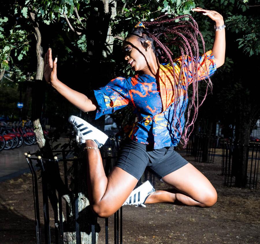Sara Osaya. Urban Dance