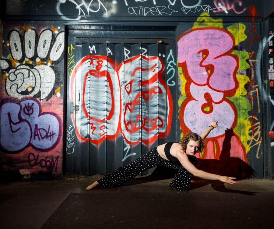 Sarah Rabone. Urban Dance