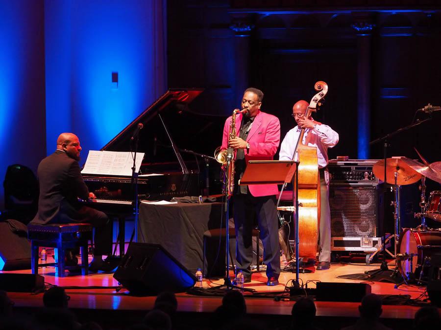 Chico Freeman, jazz quartet. Cadogan Hall