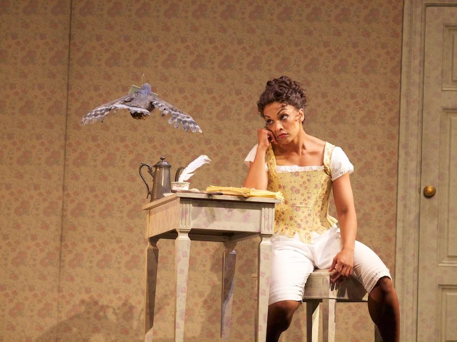 Danielle di Niese as (Norina) Glyndebourne Opera