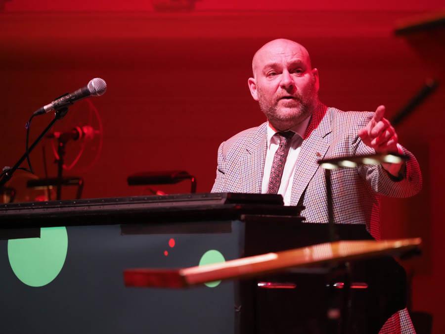 James Taylor at the Hammond Organ, Cadogan Hall