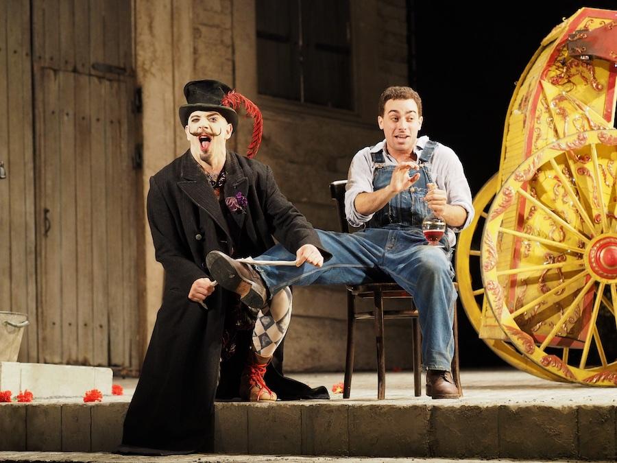 L'ELISIR D'AMORE Glyndebourne Opera